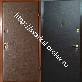 входные металлические двери г королев