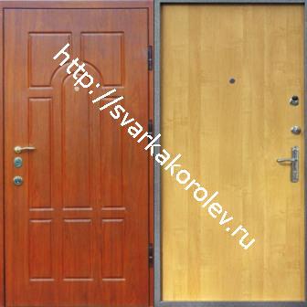 стальные двери г мытищи г королв г химки